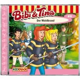 Der Waldbrand / Bibi & Tina Bd.80 (Audio-CD)