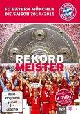 FC Bayern München - Die Saison 2014/2015: Rekordmeister (2 Discs)