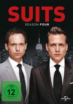 Suits - Season 4 DVD-Box - Gabriel Macht,Patrick J.Adams,Rick Hoffman