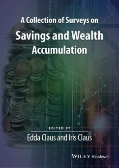 A Collection of Surveys on Savings and Wealth Accumulation - Claus, Iris; Claus, Edda