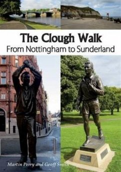 The Clough Walk - Martin, Perry; Smith, Geoff