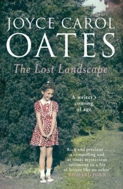 The Lost Landscape - Oates, Joyce Carol