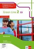 Green Line 2 G9. Workbook mit Audio CD und Übungssoftware. Neue Ausgabe