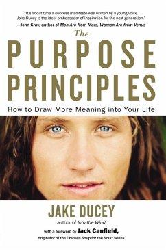 The Purpose Principles (eBook, ePUB) - Ducey, Jake