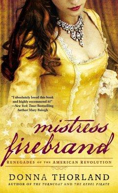 Mistress Firebrand (eBook, ePUB) - Thorland, Donna