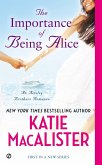 The Importance of Being Alice (eBook, ePUB)