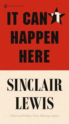 It Can't Happen Here (eBook, ePUB) - Lewis, Sinclair