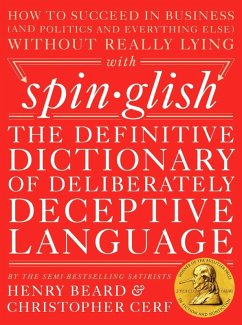 Spinglish (eBook, ePUB) - Beard, Henry; Cerf, Christopher
