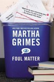 Foul Matter (eBook, ePUB)