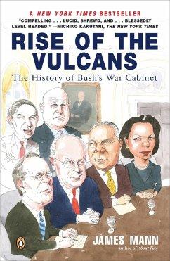 Rise of the Vulcans (eBook, ePUB) - Mann, James