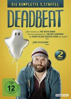 Deadbeat - Die komplette 1. Staffel (2 Discs) - Labine,Tyler/Jackson,Brandon T.