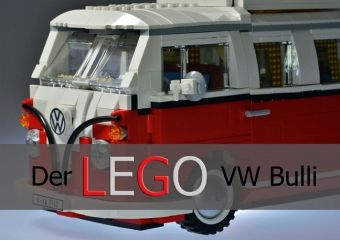 der vw bulli von lego posterbuch din a2 quer von ingo. Black Bedroom Furniture Sets. Home Design Ideas