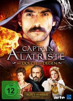 Capitan Alatriste - Mit Dolch und Degen (Box 1) DVD-Box