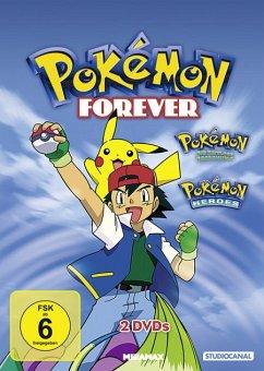 Pokémon Forever Edition (2 Discs)