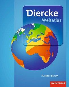 9783141008036 - Diercke Weltatlas. Bayern. Aktuelle Ausgabe 2015 - Buch