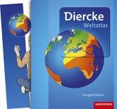 Diercke Weltatlas. Aktuelle Ausgabe. Bayern. inkl. TOP Atlastraining