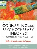 Counseling and Psychotherapy Theories in Context and Practice (eBook, ePUB)