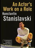 An Actor's Work on a Role (eBook, PDF)