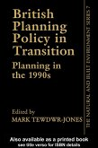 British Planning Policy (eBook, PDF)