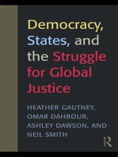 Democracy, States, and the Struggle for Social Justice (eBook, PDF)