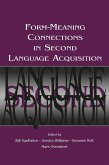 Form-Meaning Connections in Second Language Acquisition (eBook, PDF)