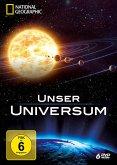 National Geographic - Unser Universum, Die komplette Serie (6 Discs)