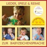 Lieder, Spiele & Reime zur Babyzeichensprache, Audio-CD