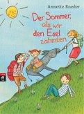 Der Sommer, als wir den Esel zähmten (eBook, ePUB)