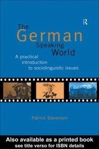 The German-Speaking World (eBook, PDF)