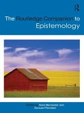 The Routledge Companion to Epistemology (eBook, ePUB)