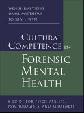 Cultural Competence in Forensic Mental Health (eBook, PDF)