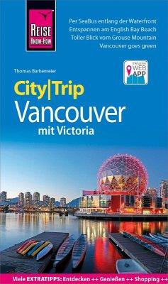 Reise Know-How CityTrip Vancouver (eBook, ePUB) - Barkemeier, Thomas