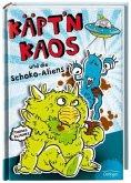 Käpt'n Kaos und die Schoko-Aliens / Käpt´n Kaos Bd.1 (Mängelexemplar)