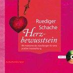 Herzbewusstsein, m. Audio-CD (Mängelexemplar)