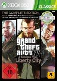 Gta - Grand Theft Auto 4 Ce - Classic
