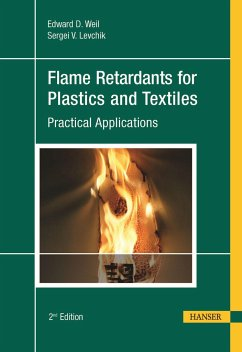 Flame Retardants for Plastics and Textiles - Weil, Edward D.; Levchik, Sergei V.