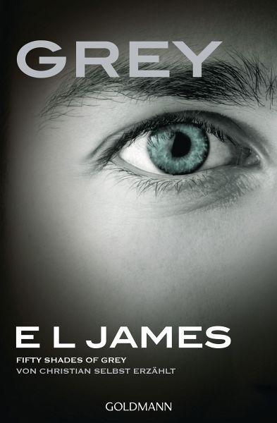 Buch-Reihe Shades of Grey Trilogie von E L James