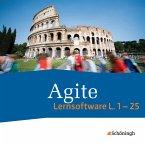 5./6. Schuljahr, Lernsoftware L.1-25, CD-ROM / Agite