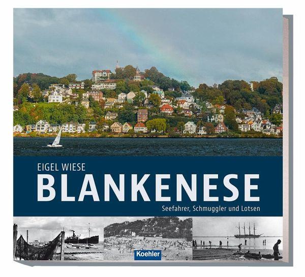 Blankenese - Wiese, Eigel