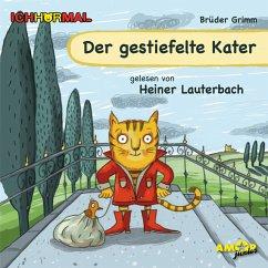 Der gestiefelte Kater, 1 Audio-CD - Grimm, Jacob; Grimm, Wilhelm