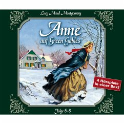 Anne auf Green Gables, Box 2: Folge 5-8 (MP3-Download) - Montgomery, Lucy Maud