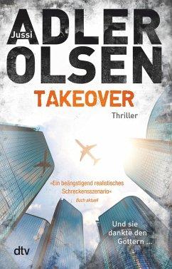 TAKEOVER. Und sie dankte den Göttern ... (eBook, ePUB) - Adler-Olsen, Jussi