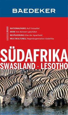 Baedeker Reiseführer Südafrika, Swasiland, Lesotho (eBook, ePUB) - Borowski, Birgit; Abend, Dr. Bernhard; Schliebitz, Anja