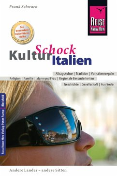 Reise Know-How KulturSchock Italien (eBook, ePUB) - Schwarz, Frank