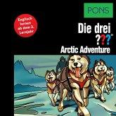 PONS Die drei ??? Fragezeichen Arctic Adventure (MP3-Download)