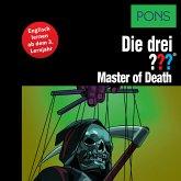 PONS Die drei ??? Fragezeichen Master of Death (MP3-Download)