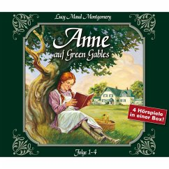 Anne auf Green Gables, Box 1: Folge 1-4 (MP3-Download) - Montgomery, Lucy Maud