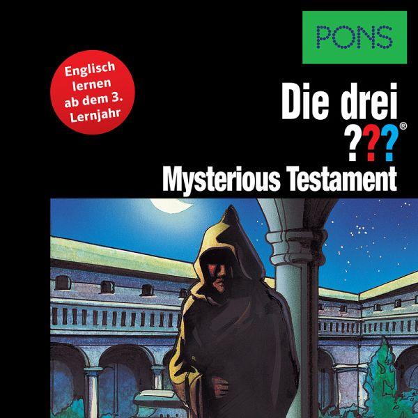 André Marx - Die Drei ??? 86 - Nacht In Angst
