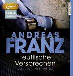 Teuflische Versprechen / Julia Durant Bd.8 (1 MP3-CDs)