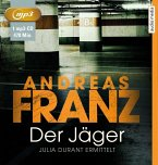 Der Jäger / Julia Durant Bd.4 (1 MP3-CDs)